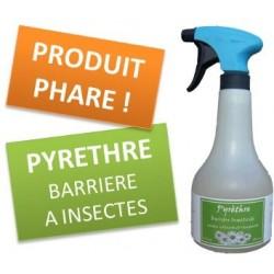 Pyrethre en spray & Pyrethre en aerosol, le duo insecticide