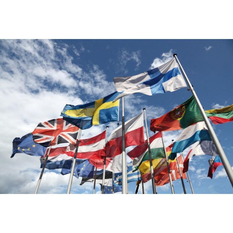 Pavillons de l'union européenne
