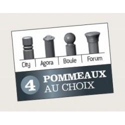 """Barrières de ville """"Province"""""""