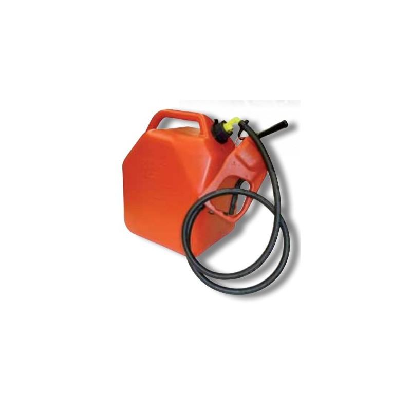 Jerricane pompe essence gasoil