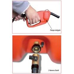 Caddy-Carburant avec pompe integrée