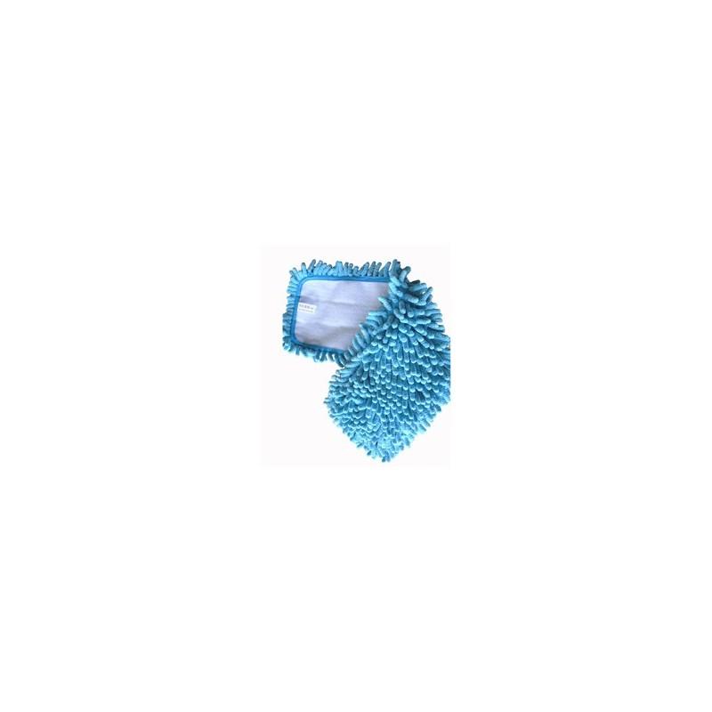 Mop Micro-Fibre 44 x 13 cm ''Rasta'' bleu