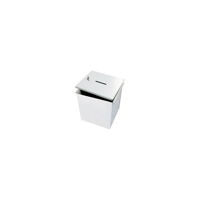 Urne électorale métallique  2000 Bulletins