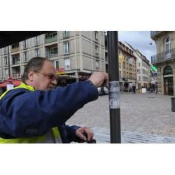 Decoltap, décolle affiche permet de lutter efficacement contre l'affichage sauvage