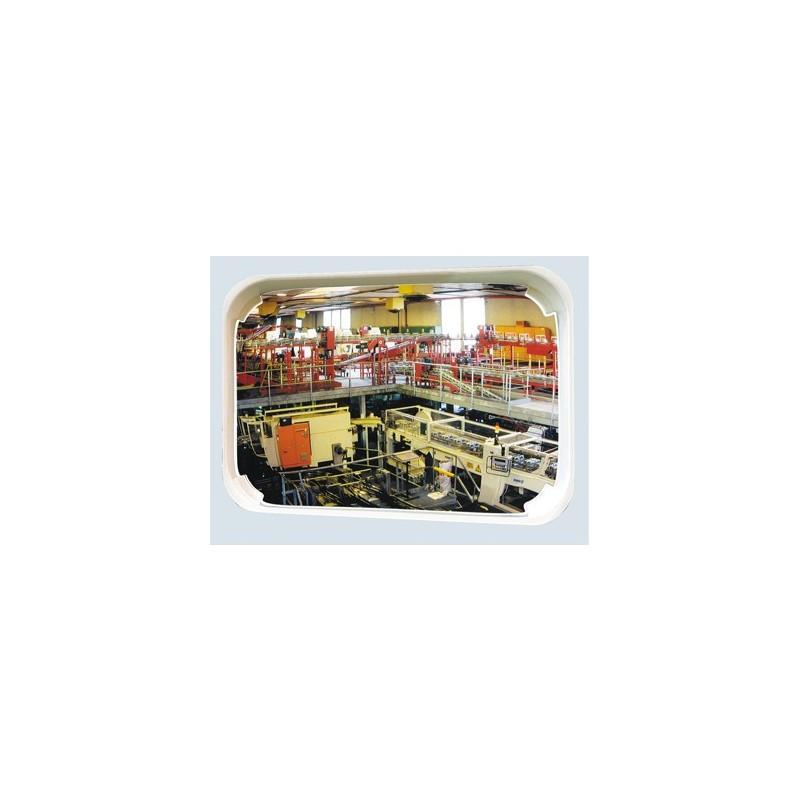 Miroir 600 x 400 multi-usages pour lieux privés