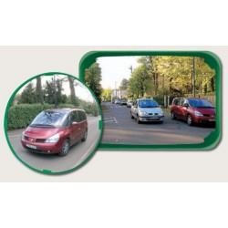 Miroirs multi-usages couleur vert