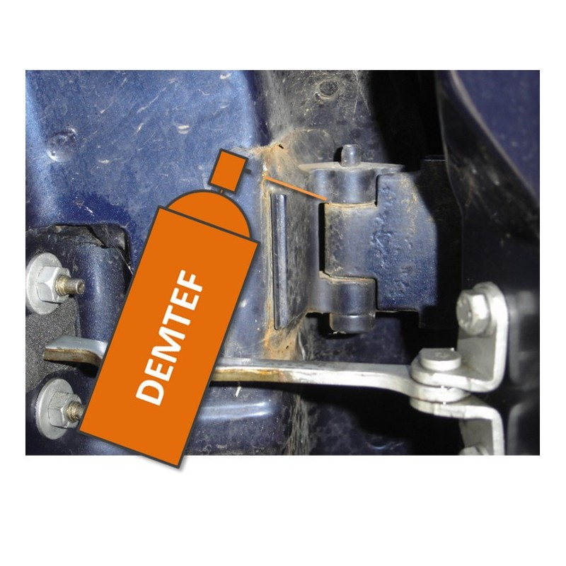 DEMTEF lubrifiant à sec au PTFE