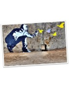 anti-tags et graffitis
